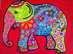 olifant india knutselen - Google zoeken