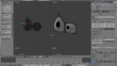 How to make a flat cartoon eye track an empty in Blender - Eye rigging