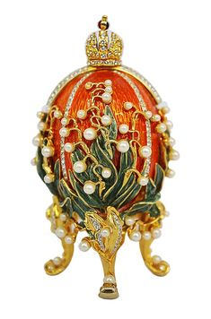 Collectable Century Russian Egg, Available at Al Khatib Antiques. Christmas Gift Inspiration, Christmas Bulbs, Christmas Gifts, Inspirational Gifts, Egg, Crown, Jewels, Antiques, Holiday Decor