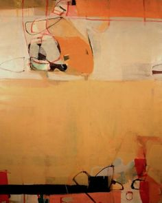 Robert Szot - Flood Law oil on linen 62 x 60 inches abstract #painting at Mozumbo Contemporary Art. https://mozumbo.com