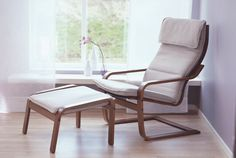 IKEA Armchairs. inexpensive but would be great in the living room....to replace the brown faux suede chair.