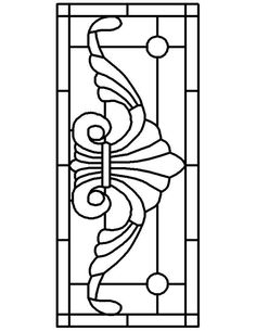 Stained Glass Window Template - AZ Coloring Pages Faux Stained Glass, Stained Glass Designs, Stained Glass Panels, Stained Glass Projects, Leaded Glass, Beveled Glass, Mosaic Glass, Stained Glass Patterns Free, Mosaic Patterns