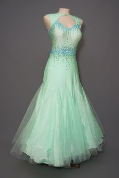 eDanceMarket - Buy and rent dancewear. Latin Dance Dresses, Ballroom Dance Dresses, Ballroom Dancing, Princesa Disney Aurora, Pretty Dresses, Beautiful Dresses, Fantasy Gowns, Ball Gowns Evening, Figure Skating Dresses