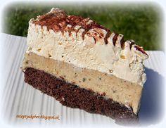 Mamka varí ♥ : GAŠTANOVÉ POHLADENIE Vanilla Cake, Favorite Recipes, Food And Drink, Gardening, Vanilla Sponge Cake, Garten, Lawn And Garden, Square Foot Gardening