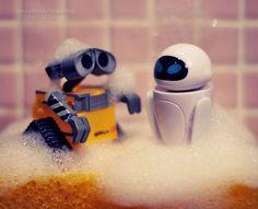 Wall-E & Eve :)