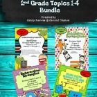 This 327 page unit is a bundle of Topics One through Four. It includes:  Envision Topic 1 Understanding Addition and Subtraction Envision Topic 2 A...