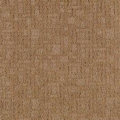 Mohawk's Bold Journey carpet in Caramel Ripple Mohawk Carpet, Mohawk Flooring, Patterned Carpet, Carpet Ideas, Man Cave, Caramel, Mary, Journey, Steel