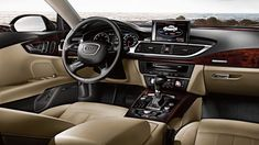 Should you like following the most recent happenings of the auto world, you will need to have seen a number of the rising developments on this sphere ... #Audi #CarInterior Audi A7 Interior, Interior Photo, Audi A7 2014, Audi A7 Tdi, My Dream Car, Dream Cars, Audi Usa, Lease Specials, Lux Cars