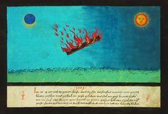 Nghệ thuật thời kì phục hưng chỉ ra UFO và người bò sát Reptile | Sự chuyển đổi Trái đất