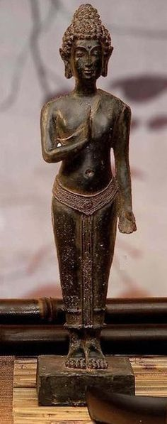 Buda negro - Regalo, decoración, diseño, interiorismo