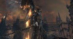 #Bloodborne #Game #Screenshot