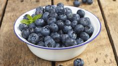 Blueberries and Parkinson's