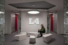 Marzua: Penson rediseña las oficinas centrales de Google en Londres: máximo confort y funcionalidad.