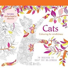 Cats+Mindfulness+Colouring+book
