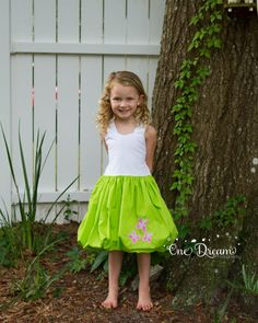 Equestria Girls dress Fluttershy inspired dress/costume by OneDreamBoutique on Etsy, $45.00