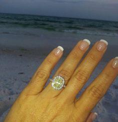 #HenriDaussi #engagement #ring #wedding #bridal #whitegold #luxury #fashion #jewelry #diamonds