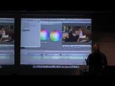 Final Cut Pro Colour Grading Seminar by Peter Cave (Part 6 of 9) - YouTube