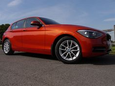 Click to view larger images of this BMW 1 Series 114i