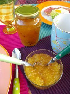 marmelade de pommes