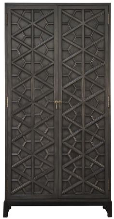 Shop the Maharadshcha Armoire at Perigold, home to the design world's best furnishings for every style and space. Plus, enjoy free delivery on most items. Cabinet Furniture, Home Furniture, Furniture Design, Asian Furniture, Wooden Furniture, Antique Furniture, Woodworking Furniture, Woodworking Projects, Woodworking Organization