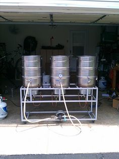 Home Beer Brewing Systems | Thread: Complete all grain home beer brewing setup