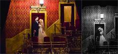 Sarah + David | St. Lawrence Hall Toronto Wedding | Elgin and Winter Garden Theatre Wedding » LN Photography