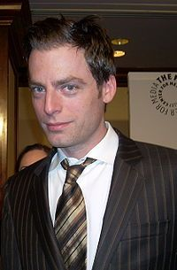 Andy Botwin played by Justin Kirk on the Weeds.