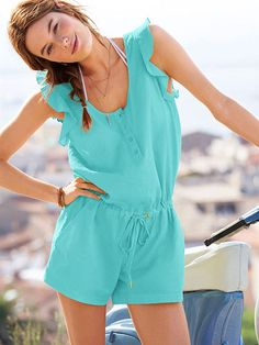 I want a romper for this summer! Maybe the yellow one..