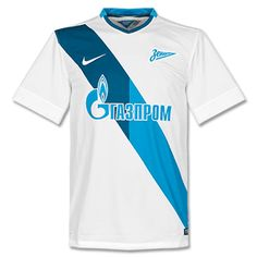Nike Zenit St. Petersburg Away Supporters Shirt 2014 Zenit St. Petersburg Away Supporters Shirt 2014 2015 http://www.comparestoreprices.co.uk/football-shirts/nike-zenit-st-petersburg-away-supporters-shirt-2014.asp