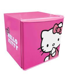 Take a look at this Hello Kitty Refrigerator by Hello Kitty: Kitchen Appliances on #zulily today!