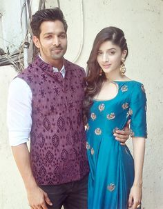 mawra hocane and harshvardhan rane