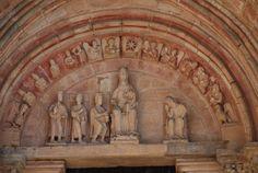 Portada de la iglesia de San Juan del Mercado de Benavente (Zamora)