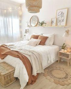 Room Makeover, Room Inspiration Bedroom, Redecorate Bedroom, Bedroom Makeover, Small Room Bedroom, Room Decor Bedroom, Dorm Room Decor, Bedroom Decor, Cozy Room Decor