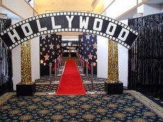 Hollywood Theme Props by The Prop Factory, via Flickr