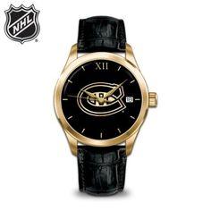 Montreal Canadiens Men's Watch