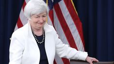 Getty Images                                               Federal Reserve Board Chairwoman Janet Yellen arrives to speak at a news conference following the central bank's Sept. 20 decision to start to shrink its balance sheet.  The persistence of low inflation had more... - #Automatic, #December, #Finance, #Hike, #Minutes, #Month, #Rate