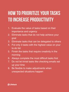 Want to increase your productivity? Learn a better strategy for prioritizing your task list. Self Development, Personal Development, Blog Tips, Productive Things To Do, Time Management Skills, Good Habits, Self Improvement Tips, Study Tips, Best Self