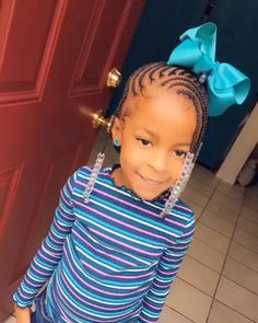 Check out 50 plus kids braids with beads hairstyles that are perfect for school or the holidays. # simple Braids with beads Kids braids with beads Black Kids Braids Hairstyles, Toddler Braided Hairstyles, Toddler Braids, Cute Little Girl Hairstyles, Baby Girl Hairstyles, Toddler Hair, School Hairstyles, Natural Hairstyles, Easy Hairstyles