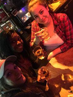 JagerBomb Trip Paris BestBarmaid St-Georges Tavern Drink