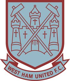 Fifa, West Ham United Fc, British Football, Football Images, Old Logo, Classic Image, Football Wallpaper, Football Team, Club