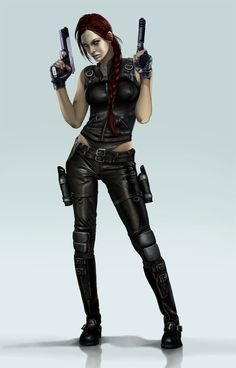 Lara Croft Doppelgänger - Terribilus