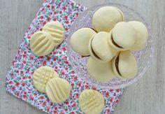 Alfajorcitos sin gluten Side Dishes, Gluten Free, Sweets, Diet, Cookies, Chocolate, Breakfast, Desserts, Blog