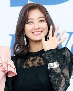 트와이스 지효 TWICE JiHyo 소리바다 어워즈 2018.08