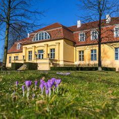 Schloss Kleßen im Havelland.