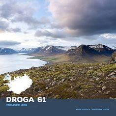 Ta ponad 200 kilometrowa trasa położona jest wzdłuż fiordów, co gwarantuje przepiękne widoki. Mieniące się w słońcu zatoki, malutkie miasteczka ułożone na wzgórzach, opuszczone kościoły, góry, dzikie wodospady,zielone pola i stada koni.  Islandia #wycieczka #podróż #4x4 #przygoda #nature #amazing #adventure #traveling #tour #trip #vacation #holiday #igdaily ⛰