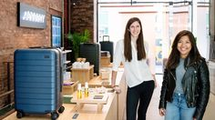 The cofounders of Away met at Warby Parker. They share how to use your early…