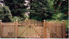 I like the gate!