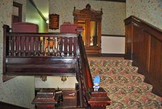 My Troll visited Cody, Wyoming and stayed at the haunted Irma Hotel!