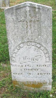 James Landrum (1802 - 1870) - Find A Grave Photos