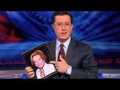 Stephen Colbert Remembers His Late Mother On Air.  I love Stephen Colbert. His tribute to his mom was beautiful.  I know what it's like to lose a beautiful and loving mom. May she rest in peace.
